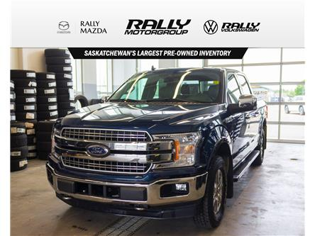 2019 Ford F-150 Lariat (Stk: 21102A) in Prince Albert - Image 1 of 12