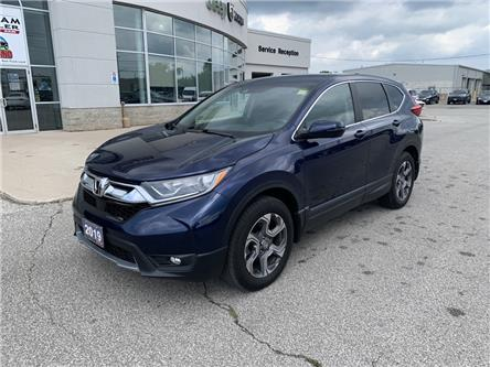 2019 Honda CR-V EX-L (Stk: U04910) in Chatham - Image 1 of 19