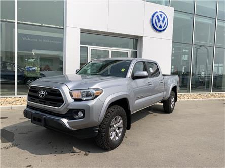 2017 Toyota Tacoma Limited (Stk: F0555) in Saskatoon - Image 1 of 5