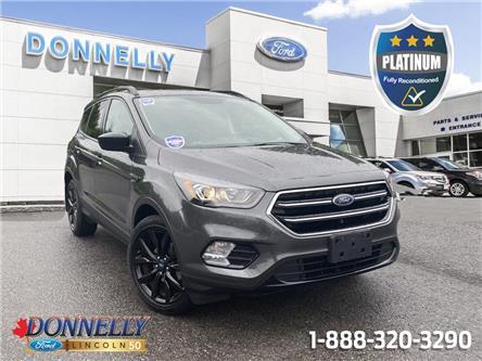 2018 Ford Escape SE (Stk: PLDV157A) in Ottawa - Image 1 of 25