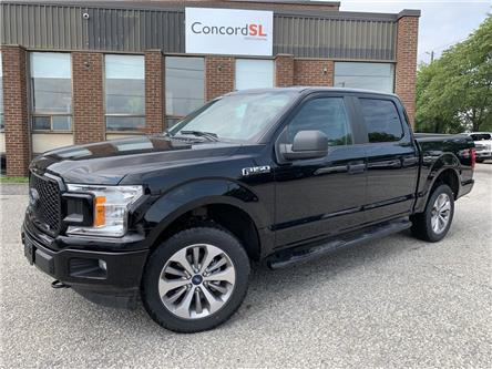 2018 Ford F-150 XL (Stk: C6304) in Concord - Image 1 of 5