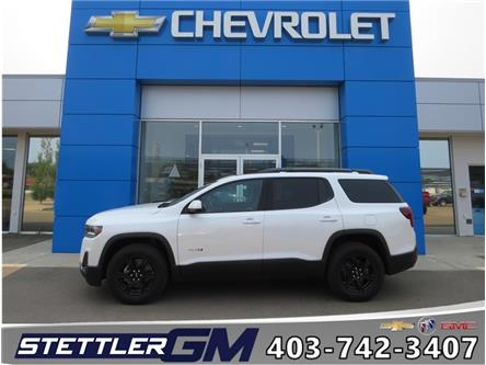 2021 GMC Acadia AT4 (Stk: 21182) in STETTLER - Image 1 of 21