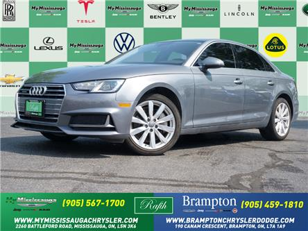 2019 Audi A4 45 Komfort (Stk: 1508A) in Mississauga - Image 1 of 26