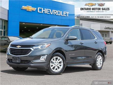 2018 Chevrolet Equinox LT (Stk: 14162A) in Oshawa - Image 1 of 35