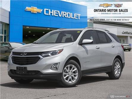 2021 Chevrolet Equinox LT (Stk: T1159983) in Oshawa - Image 1 of 17