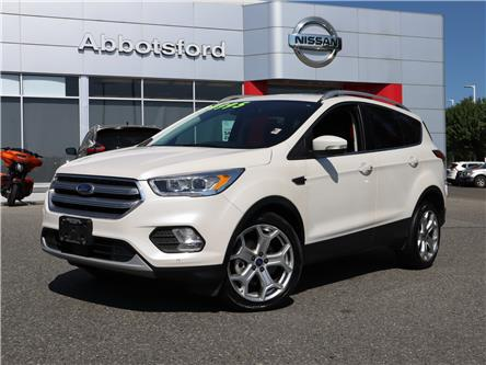 2017 Ford Escape Titanium (Stk: A21198C) in Abbotsford - Image 1 of 30