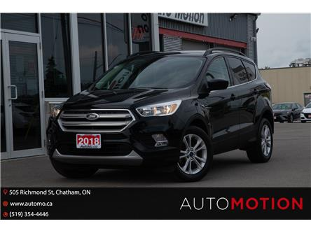 2018 Ford EcoSport Titanium (Stk: T21705) in Chatham - Image 1 of 25