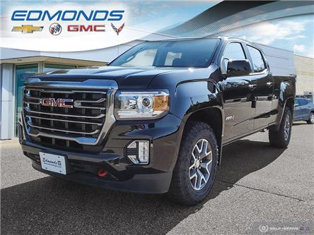 2021 GMC Canyon AT4 w/Leather (Stk: 1716) in Huntsville - Image 1 of 27