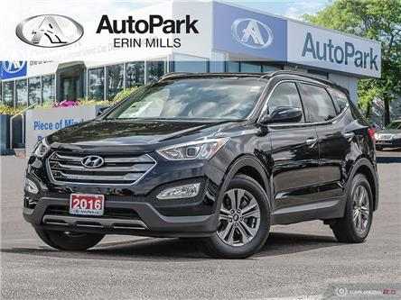 2016 Hyundai Santa Fe Sport 2.0T Limited (Stk: 358316AP) in Mississauga - Image 1 of 27