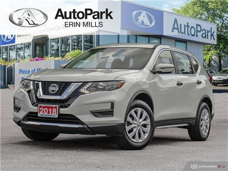 2018 Nissan Rogue S (Stk: 798895AP) in Mississauga - Image 1 of 27