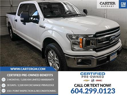 2020 Ford F-150 XLT (Stk: 81-73661) in Burnaby - Image 1 of 23
