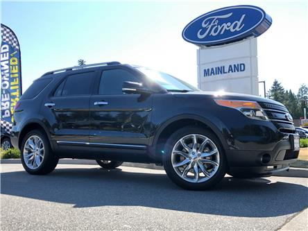 2015 Ford Explorer Limited (Stk: P8626) in Vancouver - Image 1 of 30