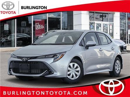 2021 Toyota Corolla Hatchback CVT (Stk: 212162) in Burlington - Image 1 of 23