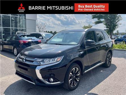 2018 Mitsubishi Outlander PHEV  (Stk: N0017A) in Barrie - Image 1 of 17