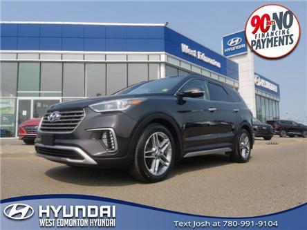 2017 Hyundai Santa Fe XL Limited (Stk: 16782A) in Edmonton - Image 1 of 28