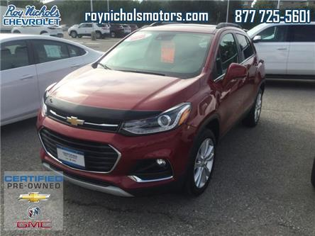 2018 Chevrolet Trax Premier (Stk: W319A) in Courtice - Image 1 of 15