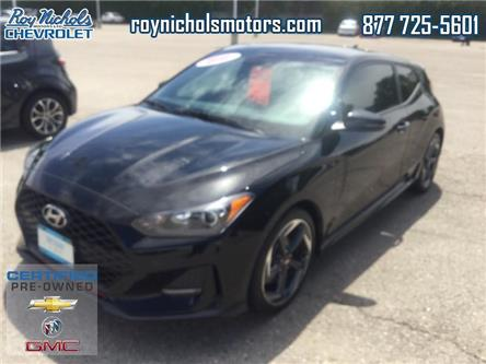 2019 Hyundai Veloster  (Stk: X385A) in Courtice - Image 1 of 14