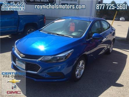 2018 Chevrolet Cruze LT Auto (Stk: P6735) in Courtice - Image 1 of 14