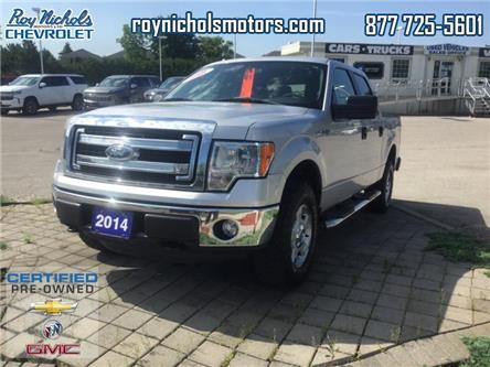 2014 Ford F-150 XLT (Stk: X409A) in Courtice - Image 1 of 14