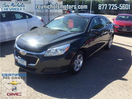 2014 Chevrolet Malibu 1LT (Stk: X394A) in Courtice - Image 1 of 14