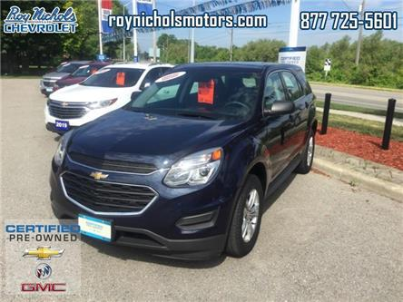 2017 Chevrolet Equinox LS (Stk: X417A) in Courtice - Image 1 of 13