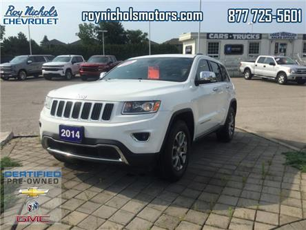 2014 Jeep Grand Cherokee Limited (Stk: X438A) in Courtice - Image 1 of 17