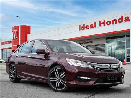 2017 Honda Accord Touring (Stk: I210512A) in Mississauga - Image 1 of 7