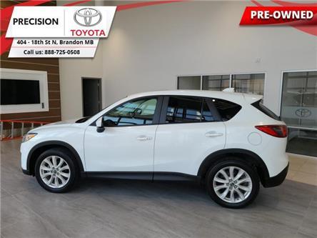 2013 Mazda CX-5 GT (Stk: 213821) in Brandon - Image 1 of 28