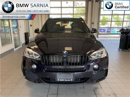 2017 BMW X5 xDrive35d (Stk: XU439) in Sarnia - Image 1 of 10