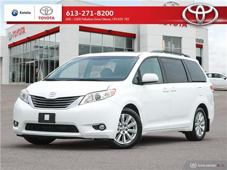 2011 Toyota Sienna XLE 7 Passenger (Stk: C023491) in Ottawa - Image 1 of 29
