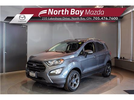 2018 Ford EcoSport SES (Stk: U6834) in North Bay - Image 1 of 23