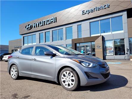 2014 Hyundai Elantra GL (Stk: N1422A) in Charlottetown - Image 1 of 19