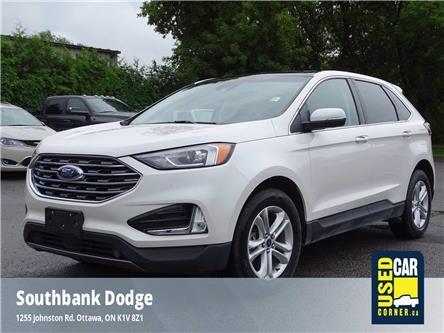 2019 Ford Edge SEL (Stk: D000641) in OTTAWA - Image 1 of 24