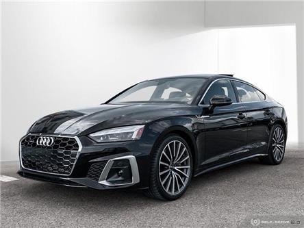 2021 Audi A5 2.0T Progressiv (Stk: A10766) in Toronto - Image 1 of 22