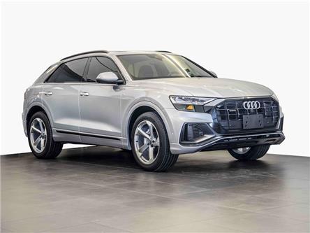 2019 Audi Q8 55 Progressiv (Stk: 54278A) in Ottawa - Image 1 of 20