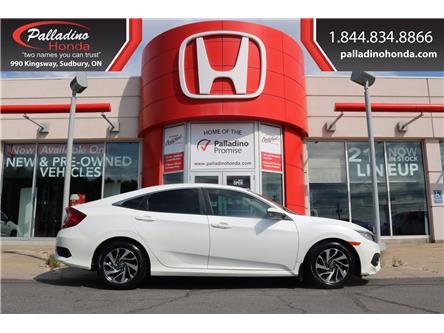 2017 Honda Civic EX (Stk: 23442A) in Greater Sudbury - Image 1 of 33