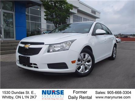 2013 Chevrolet Cruze LT Turbo (Stk: 10X528A) in Whitby - Image 1 of 24