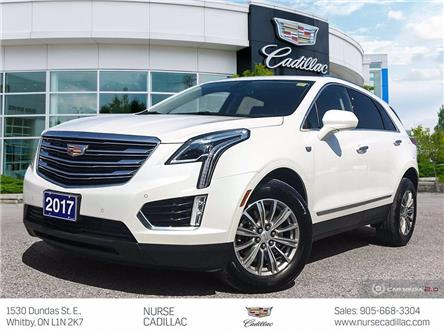 2017 Cadillac XT5 Luxury (Stk: 21K146A) in Whitby - Image 1 of 26