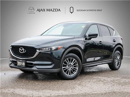 2018 Mazda CX-5 GS (Stk: 21-1612A) in Ajax - Image 1 of 25