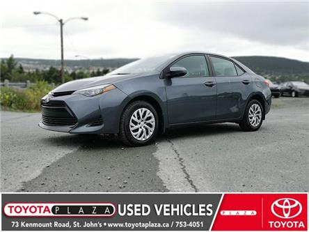 2018 Toyota Corolla LE (Stk: 40510A) in St. Johns - Image 1 of 15