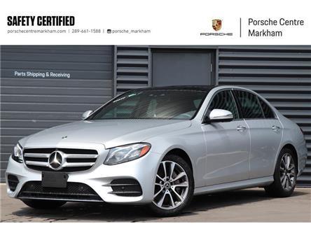 2020 Mercedes-Benz E-Class Base (Stk: PU0132) in Markham - Image 1 of 23