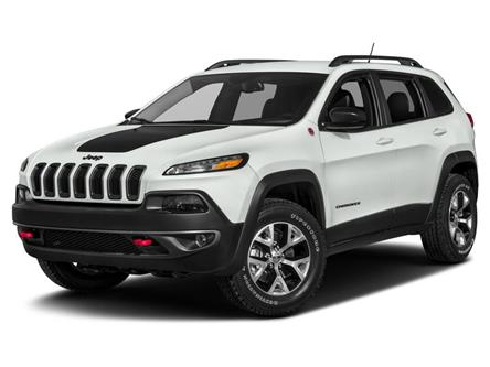 2017 Jeep Cherokee Trailhawk (Stk: LC21318A) in London - Image 1 of 10