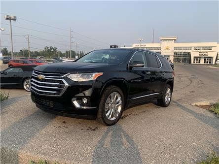 2021 Chevrolet Traverse High Country (Stk: MJ158295) in Calgary - Image 1 of 36