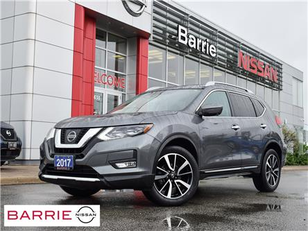 2017 Nissan Rogue SL Platinum (Stk: 21273A) in Barrie - Image 1 of 29