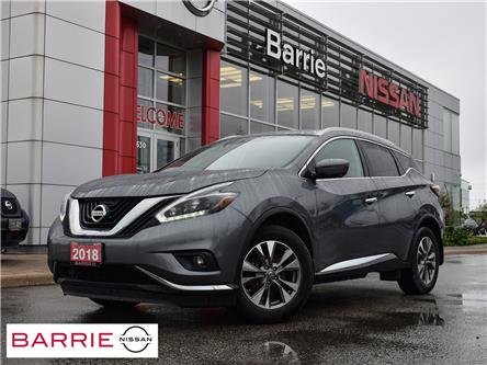 2018 Nissan Murano SL (Stk: 21393A) in Barrie - Image 1 of 29