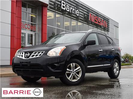 2013 Nissan Rogue  (Stk: P4829A) in Barrie - Image 1 of 9