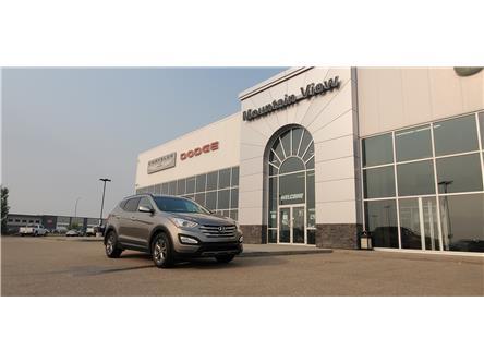 2016 Hyundai Santa Fe Sport 2.4 Premium (Stk: AM104A) in Olds - Image 1 of 26