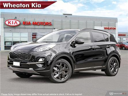 2022 Kia Sportage EX Premium S (Stk: N76571) in Regina - Image 1 of 24