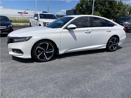 2019 Honda Accord Sport 1.5T (Stk: 405-06) in Oakville - Image 1 of 15