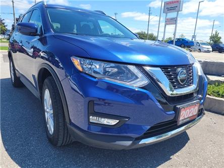 2020 Nissan Rogue SV (Stk: CLC790126L) in Cobourg - Image 1 of 15